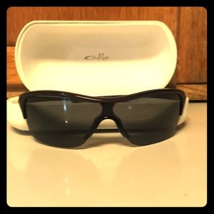 Women's Oakley Be Unstoppable Polarized Sunglasses